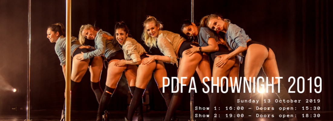 PDFA Shownight 2019 ...