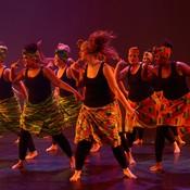 Afrodance volwassene...