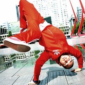 Breakdance tieners M...