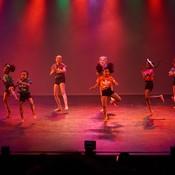 Afrodance vanaf 12 j...