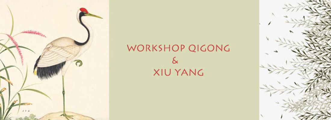 QIGONG & XIU YANG