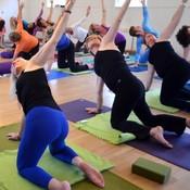 Vinyasa flow yoga | ...