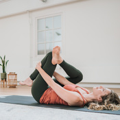 Yin Yoga (75 min) EN...