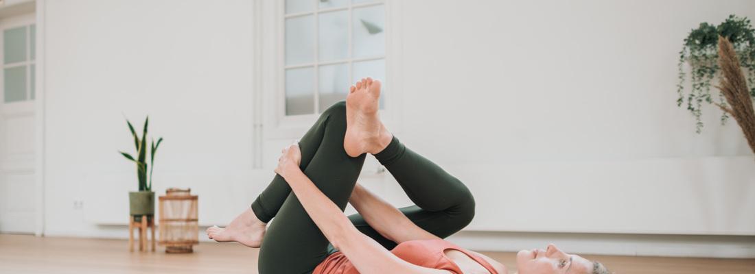 Yin Yoga (60 min) EN