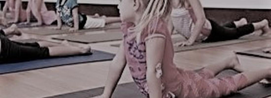 Kids yoga 24 strippen