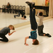 Breakdance wo 6-8 jaar
