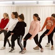 Streetdance 13-17 jaar