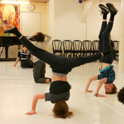 Breakdance 7-11 jaar