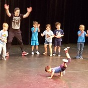 Breakdance 4-5 jaar