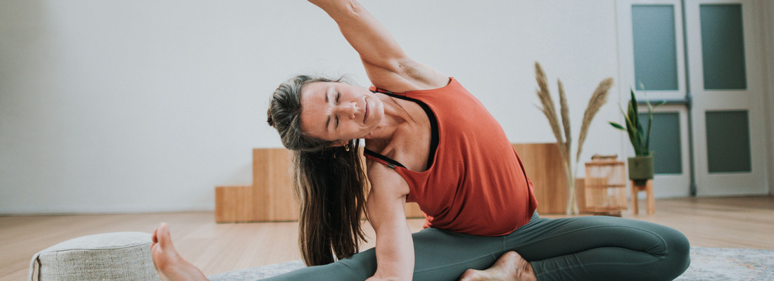 5-Week Vinyasa yoga & t...