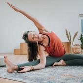 Vinyasa yoga & the E...
