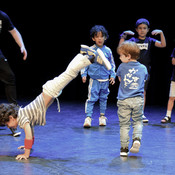 Breakdance 4-6 jaar