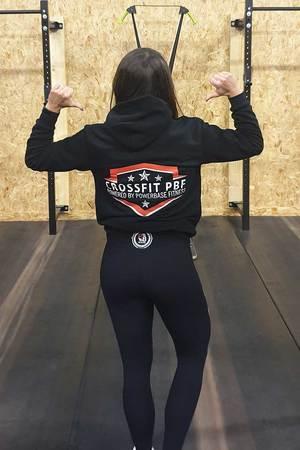 Hoodie - CrossFit PBF...