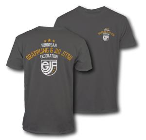 EGJJF T-shirt Grey