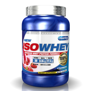 Quamtrax Iso Whey 1kg