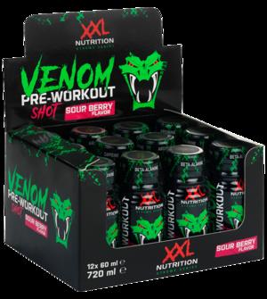 XXL - Venom pre worko...