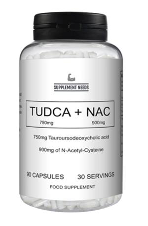 Tudca  + Nac - Supple...