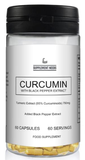 Curcumin - Supplement...