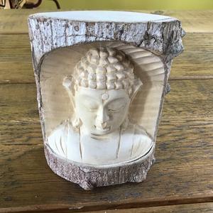 Boeddha in boomstam h...