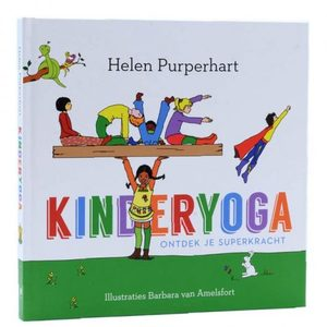 Kinderyoga boek