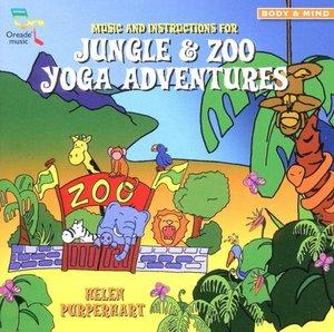 Muziek yoga adventures