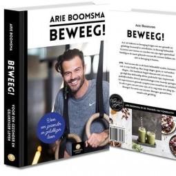Boek Arie Beweeg