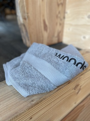 Woods handdoek klein