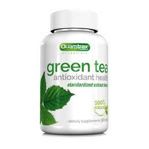 Quamtrax Green Tea